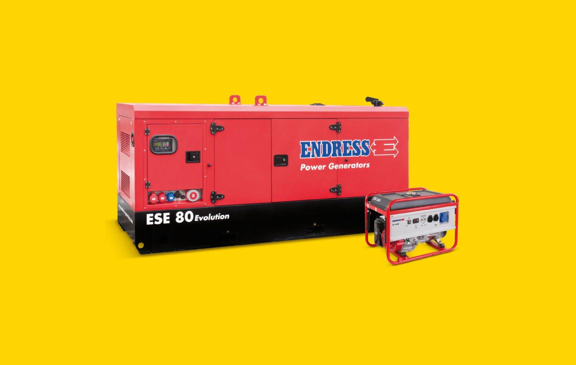 Endress ESE606 Duplex