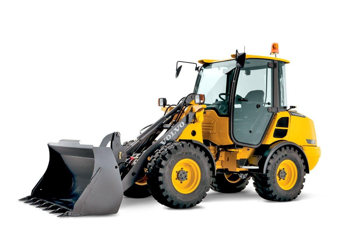 compact wheel loader Volvo CE L20F
