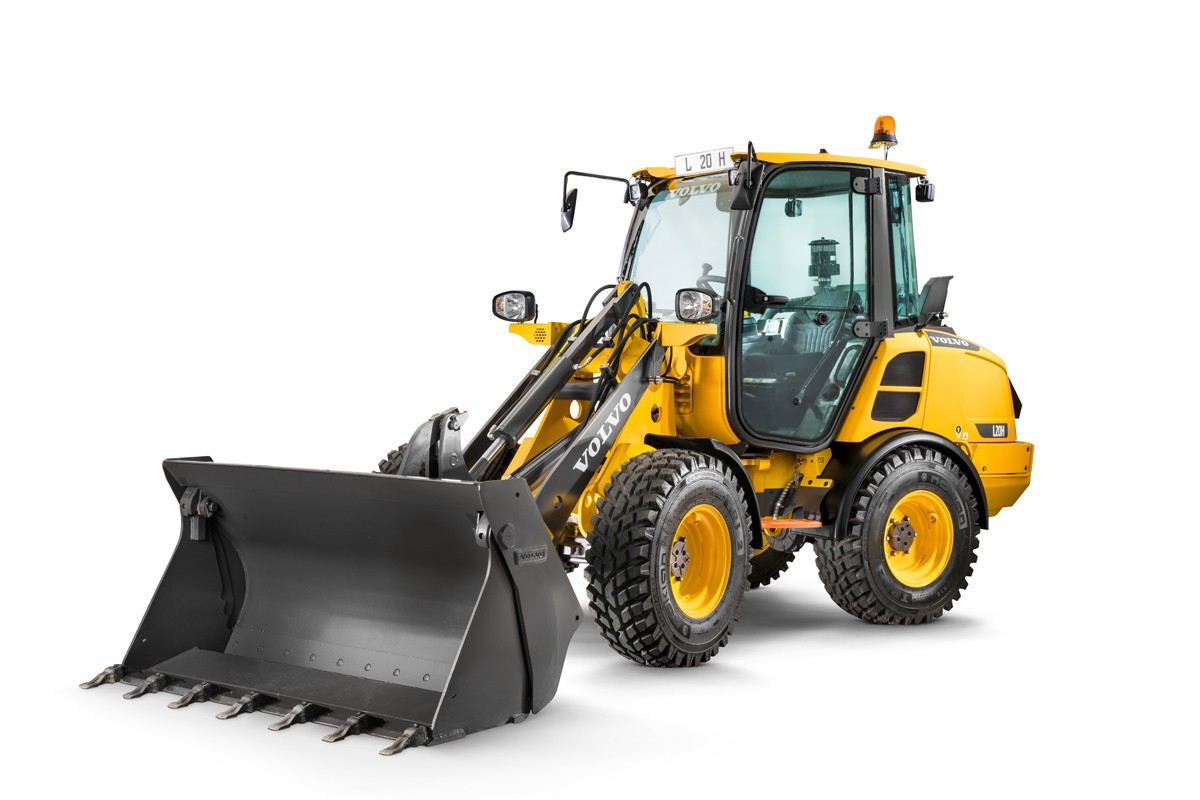 compact wheel loader Volvo CE L20H
