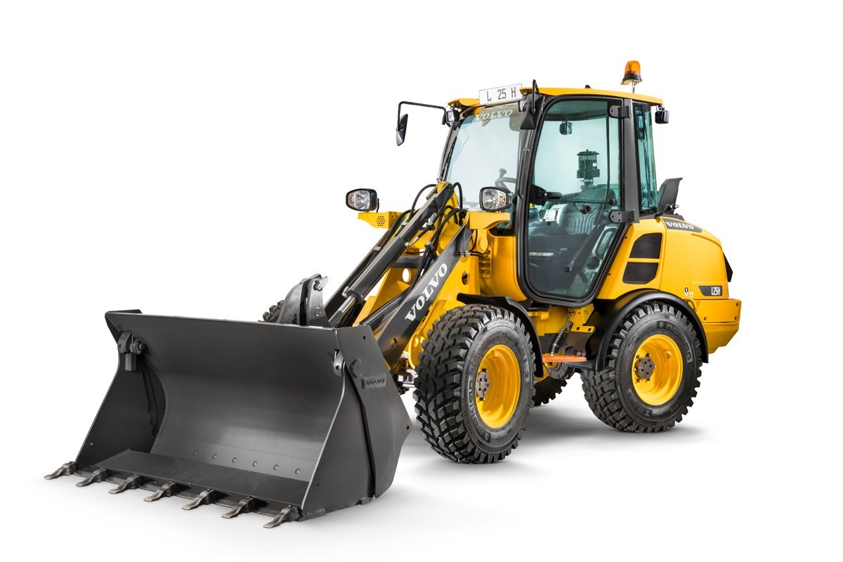 compact wheel loader Volvo CE L25H