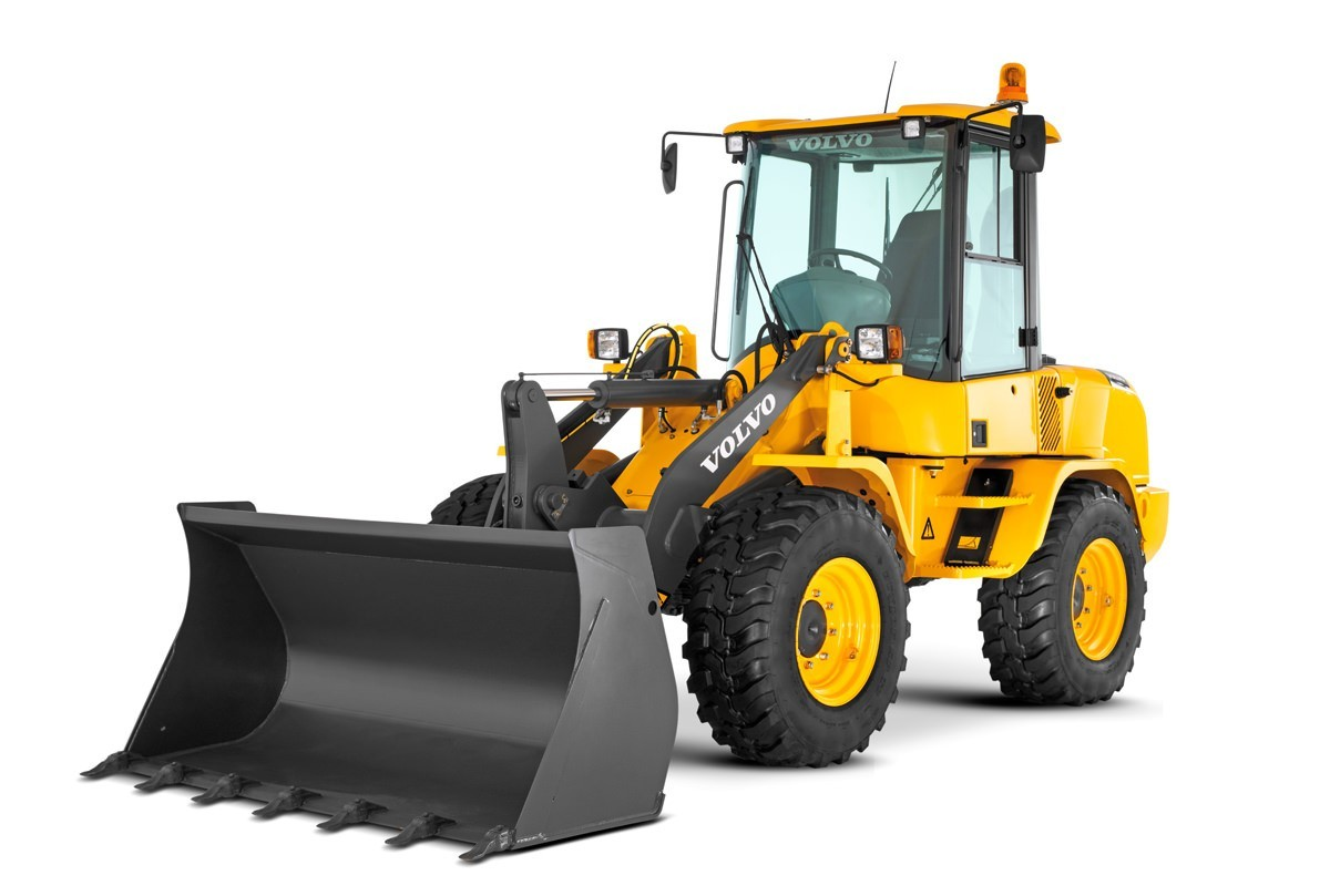 compact wheel loader Volvo CE L35G