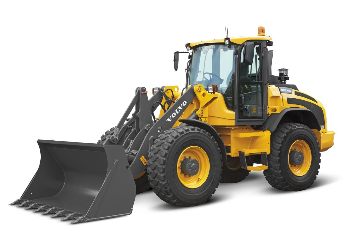 compact wheel loader Volvo CE L45H
