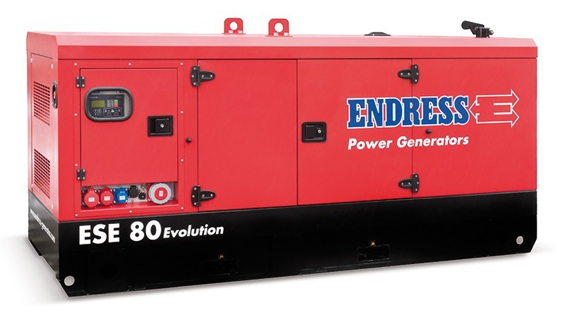 Endress ESE80 Evolution Line