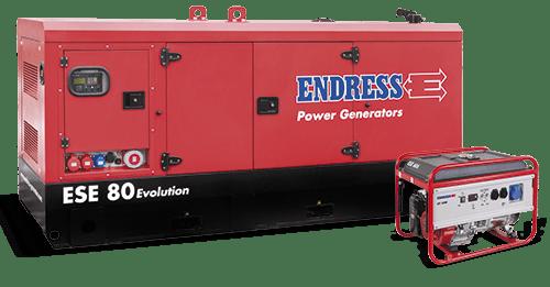 Endress ESE80 Evo